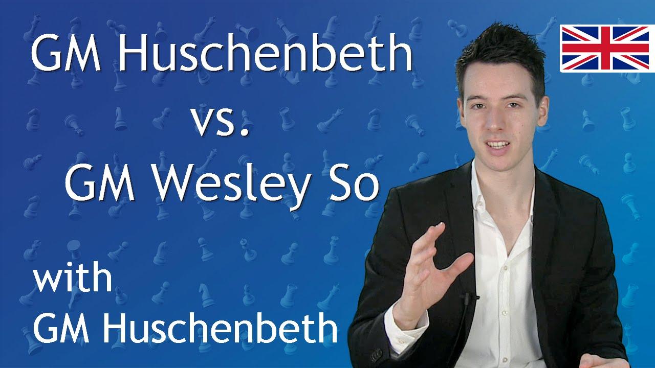 GM Huschenbeth vs. GM So U.S. Chess League 2014 | Chess Game Analysis