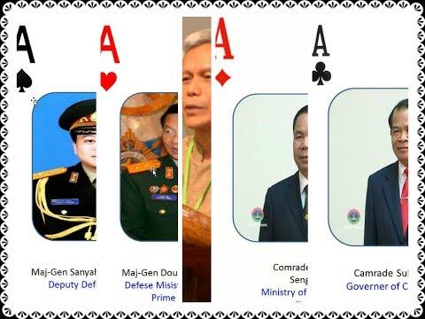 ລາວ - This is beginning of turning point for Lao's communism regime after they lost important two Major General Defense Minister, Ministry of Public Security (Lao ...