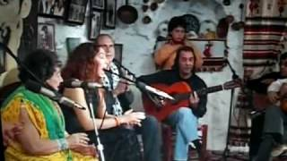 ESTRELLA MORENTE buleria - YouTube