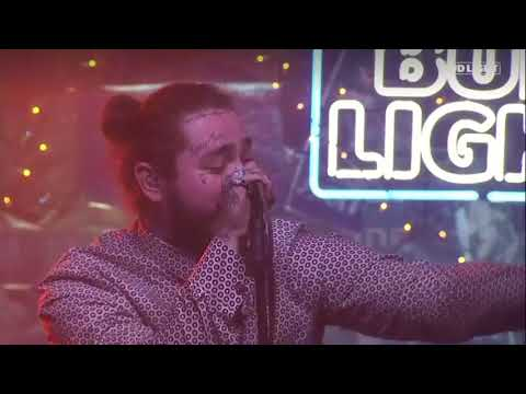 Video Post Malone - Psycho (LIVE at #DiveBarTour Bud Light) download in MP3, 3GP, MP4, WEBM, AVI, FLV January 2017