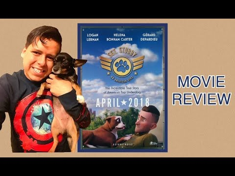 Sgt Stubby: An American Hero (2018) Movie Review