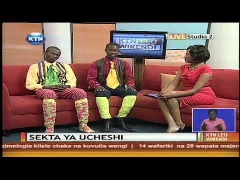 Ucheshi wa Mtumishi na Mchungaji