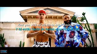 I'm The One (Español/Inglés) Dj Khaled, Justin Bieber (Lyrics + Sub)