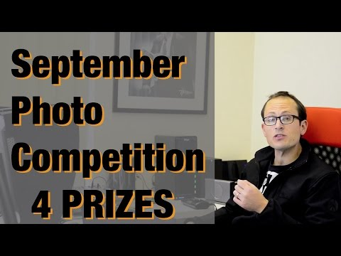 September Competition theme announced