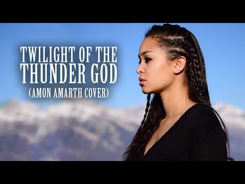 "Amon Amarth  ""Twilight of the Thunder God"" Cover by Rage of Light"