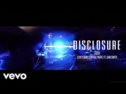 Disclosure feat. Sam Smith – Latch