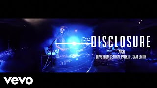 Disclosure - Latch (At Central Park) (Live) lyrics (Italian translation). | You, you lift my heart up.