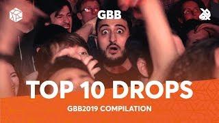 Video TOP 10 DROPS 😱 Grand Beatbox Battle Solo 2019 MP3, 3GP, MP4, WEBM, AVI, FLV Juli 2019