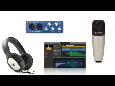 The Complete $300 Home Studio – TheRecordingRevolution.com