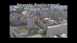 Heygate Replacement Housing Site