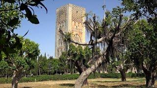 Rabat Morocco  city images : Rabat, Morocco in 4K (Ultra HD)