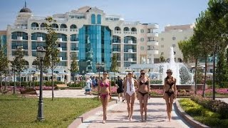 Pomorie Bulgaria  city pictures gallery : Sunset Resort Beach Pomorie - Bulgaria