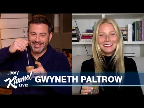 """Gwyneth Paltrow Plays """"Have You Ever?"""" & Talks Rebellious Teen Years"""