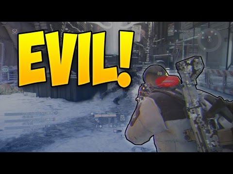 KILLING EVERYONE! (The Division Dark Zone)