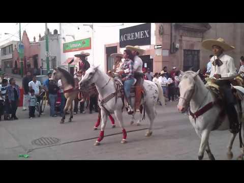 Desfile de Feria Silao 2012, Guanajuato México Parte 4