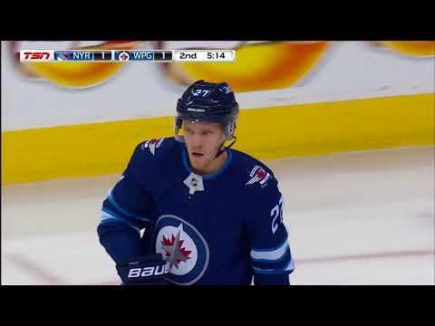 Video: New York Rangers vs Winnipeg Jets | NHL | Feb-11-2018 | 16:00 EST