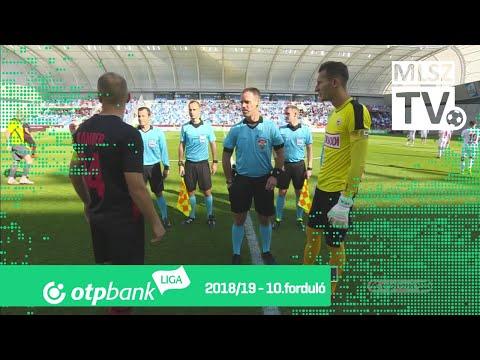 10. forduló: Honvéd - DVTK 1-0 (0-0)