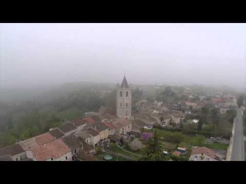 Hautefage-la-Tour Drone Video