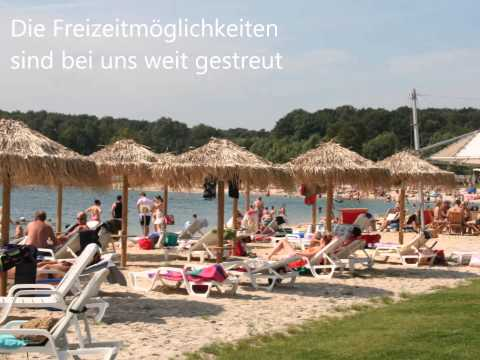 Campingplatz Blaue Lagune Video
