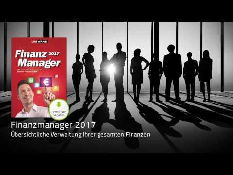 Finanzmanager 2017 – Vorstellung der übersichtlichen Finanz-Software