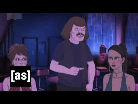 Aren't You the Bass Player? | Metalpocalypse | Adult Swim