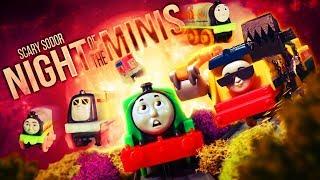 Video Night of the Minis | Scary Sodor #2 | Thomas & Friends MP3, 3GP, MP4, WEBM, AVI, FLV Oktober 2018