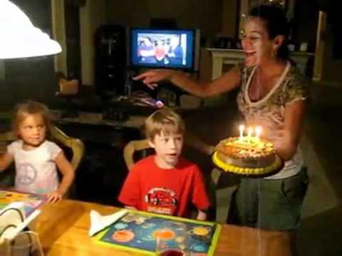 Festa di compleanno andanta male 3