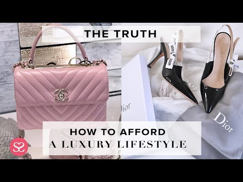 THE TRUTH: HOW TO REALLY AFFORD A LUXURY LIFESTYLE | Sophie Shohet