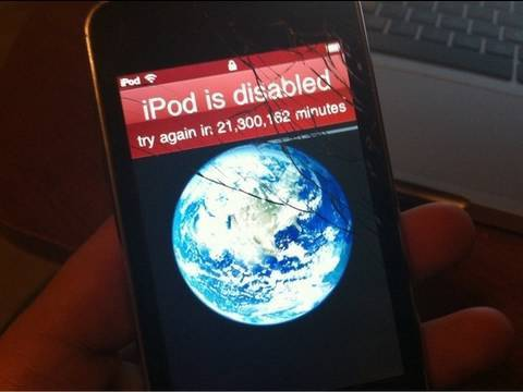 iPod - Visit the site - http://tysiphonehelp.com In this video I show you how to fix your iPhone, iPod Touch, or iPad if you have forgot the lockscreen password or ...