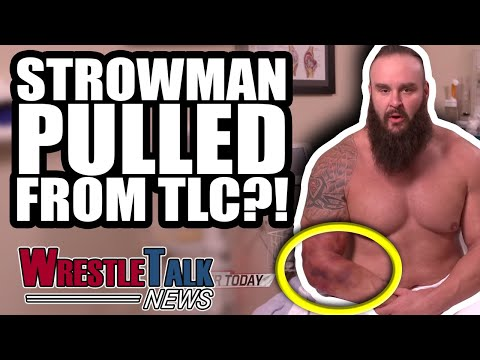 CM Punk SHOOTS On WWE! Braun Strowman PULLED From WWE TLC 2018?! | WrestleTalk News 2018