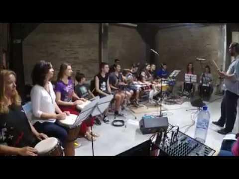 """""""Percussion Emsemble"""" остров Кипр"""
