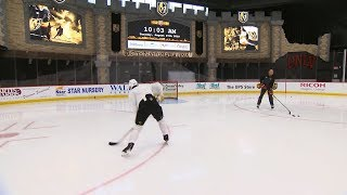 NHL Network Ice Time: Hitting the strip with the Vegas Golden Knights! by NHL