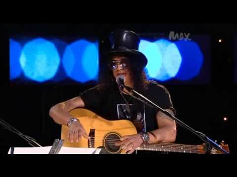 Slash & Myles Kennedy acoustic live The Max Sessions