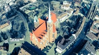 Wroclaw Poland  city pictures gallery : A Day in Wroclaw, Poland - Drone HD -skylinedrone aerial media