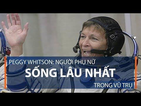 Peggy Whitson: Người phụ nữ sống lâu nhất trong vũ trụ | VTC1 - Thời lượng: 53 giây.