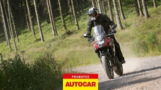 Promoted   Honda CB500X: Ready For The Rough Stuff   Autocar by Autocar