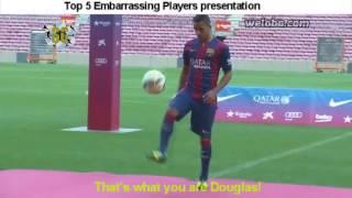Download Video Top 5 embarrassing players presentation/presentacion - Theo Hernandez... MP3 3GP MP4