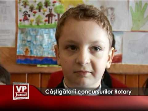 Câştigătorii concursurilor Rotary