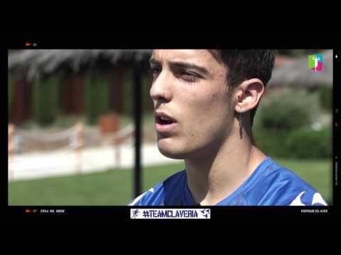 Info-22: Iván Rodado, Triatleta del Proyecto Olimpiadas 2024. TeamClaveria files 12/16