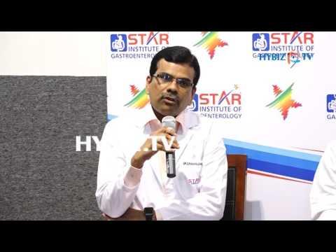 Consultant Gastroenterologist Dr Ramanjaneyulu
