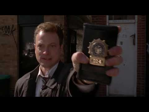 Gary Sinise As Det. Jimmy Shaker