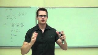 Intermediate Algebra Lecture 13.2