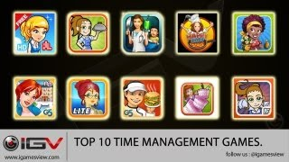 Top 10 Time Management Games For iPhone / iPad / iPod Touch