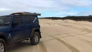 Bribie Island Australia  City pictures : JK Wranglers on Bribie Island Australia