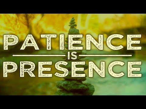 Nada Video: How to Cultivate Patience