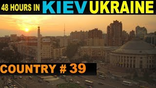 A Tourist's Guide To Kiev,