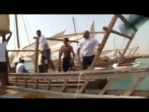 الغوص على اللؤلؤ فى الكويت