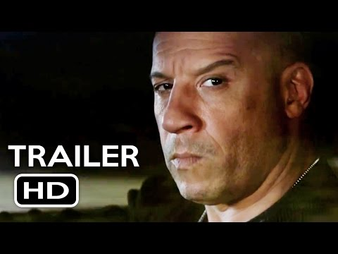 Trailer film The Fate of the Furious