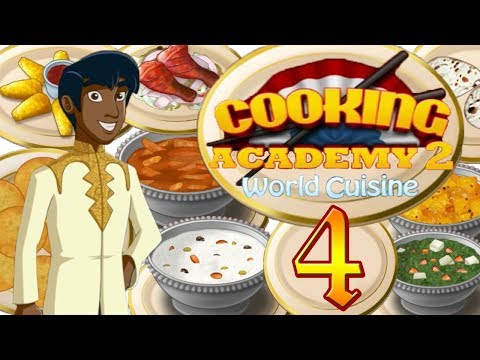 Cooking Academy 2 Worlds Causine - Indian Restaurant #4