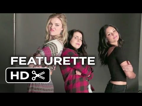 The DUFF Featurette - Jess & Casey (2015) - Bella Thorne, Mae Whitman Comedy HD